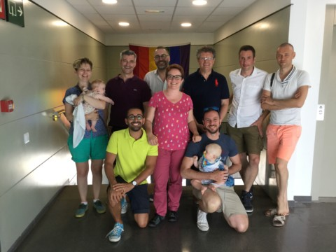 NELFA presentation Erasmus+ – June/July 2017